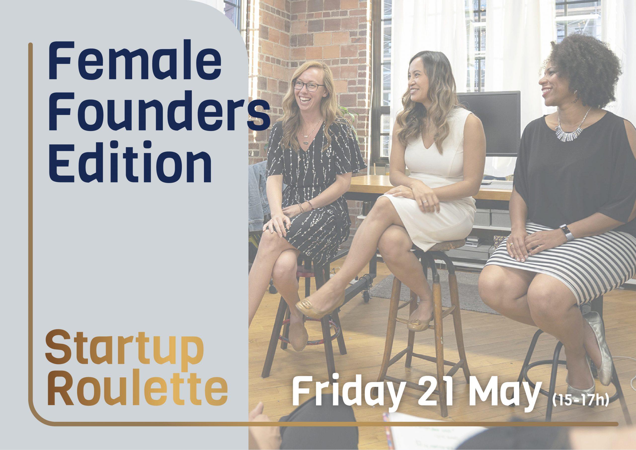 StartupRoulette female founders
