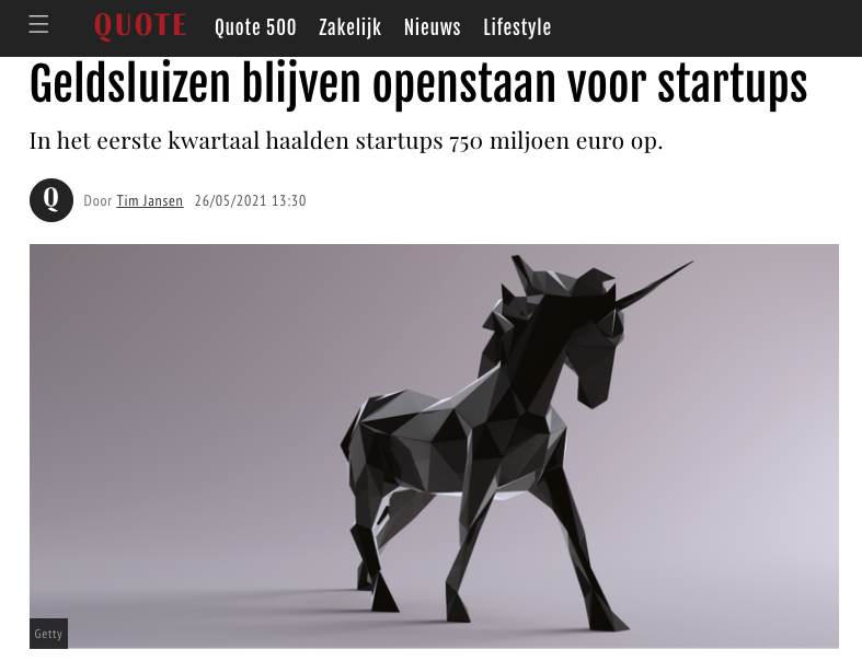 quote startups